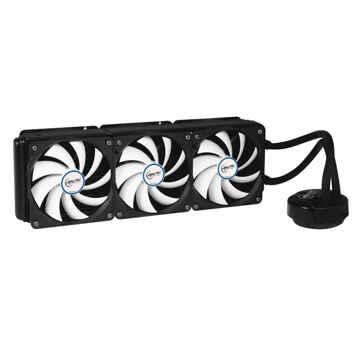 Водно охлаждане Watercooling CPU - Liquid Freezer 360 - 1150/1151/1155/1156/2011/AMD