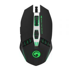 геймърска мишка Gaming Mouse M112 - 4000dpi, 7 buttons (programmable), 7 colors backlight - MARVO-M112