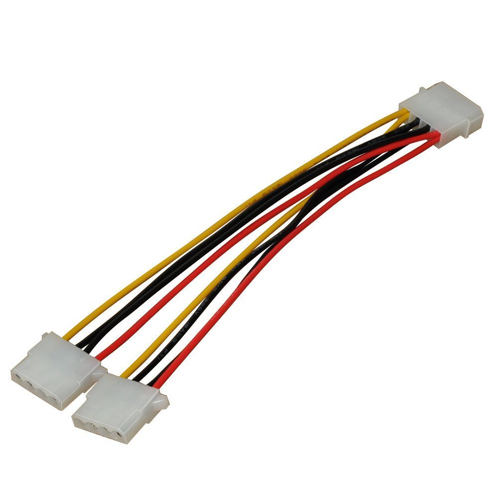 Кабел Molex Power Splitter Y Cable - MAKKI-CE302-0.2m