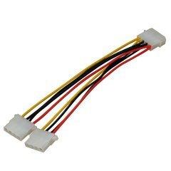 Molex Power Splitter Y Cable - MAKKI-CE302-0.2m