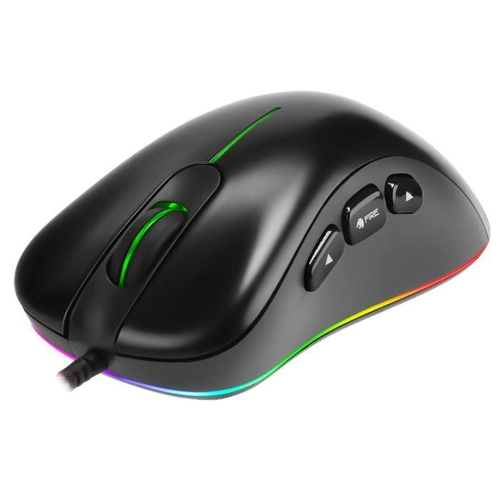 геймърска мишка Gaming Mouse G954 - 10000dpi, RGB, programmable - MARVO-G954