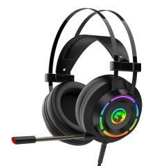 геймърски слушалки Gaming Headphones HG9062 - 7.1, 50mm, RGB backlight