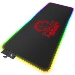 светеща подложка за мишка Gaming Mousepad G45 - Size XL, RGB - MARVO-PRO-G45