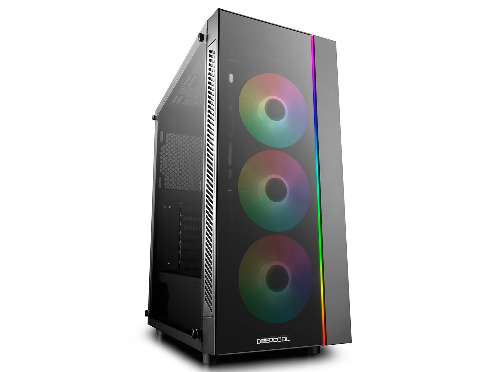 кутия за компютър Case ATX - MATREXX 55 ADD-RGB 3F - addressable RGB, 3x120mm ADD-RGB fans