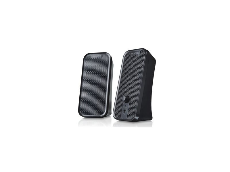 Microlab Speakers 2.0 B-55 black