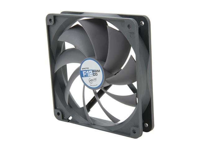 Arctic Fan F12 PWM PST CO - 2Ball - 600-1350rpm