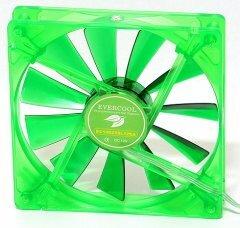 Fan 140mm Ever Green