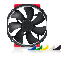 вентилатор Fan 150mm NF-A15 HS-PWM Chromax.black.swap