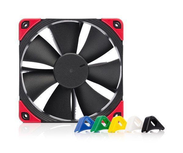 Fan 120mm NF-F12 PWM chromax.black.swap