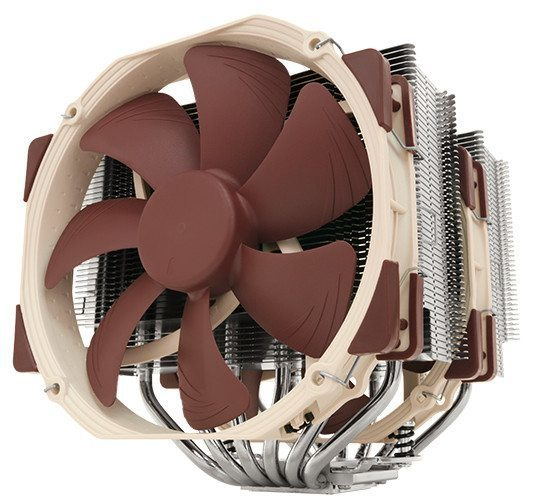 Охладител за процесор CPU Cooler NH-D15 SE-AM4