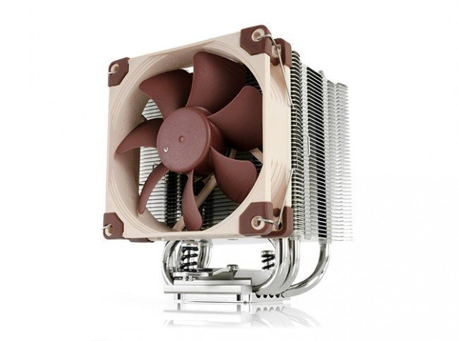 Noctua Охлаждане CPU Cooler NH-U9S LGA2011-0/LGA2011-3/LGA115x/AMD
