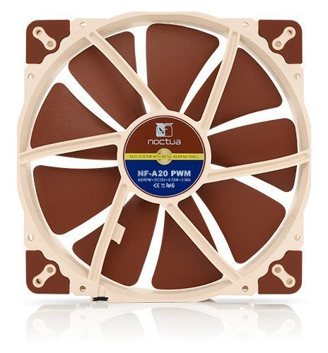 Noctua Fan 200x200x30mm NF-A20-PWM