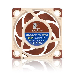 Вентилатор Fan 40x40x20mm 5V PWM - NF-A4x20-5V-PWM