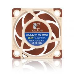 Вентилатор Fan 40x40x20mm 5V PWM - NF-A4x20-5V-PWM