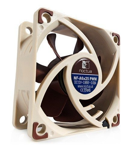 Fan 60x60x25mm PWM 550-3000rpm NF-A6x25-PWM