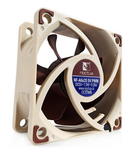 Noctua Вентилатор Fan 60x60x25mm 5V PWM - NF-A6x25-5V-PWM