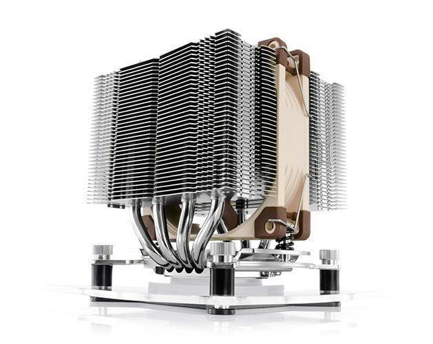 Охладител CPU Cooler NH-D9L LGA2011-0/LGA2011-3/LGA115x/AMD