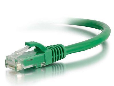 VCom Кабел LAN UTP Cat5e Patch Cable - NP511B-GREEN-3m