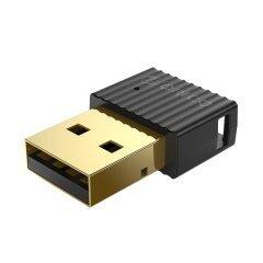 блутут адаптер Bluetooth 5.0 USB adapter, black - BTA-508-BK