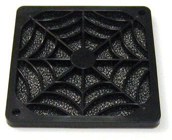 Fan Filter Plastic - 80mm
