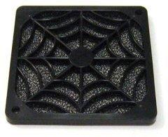 Fan Filter Plastic - 80mm