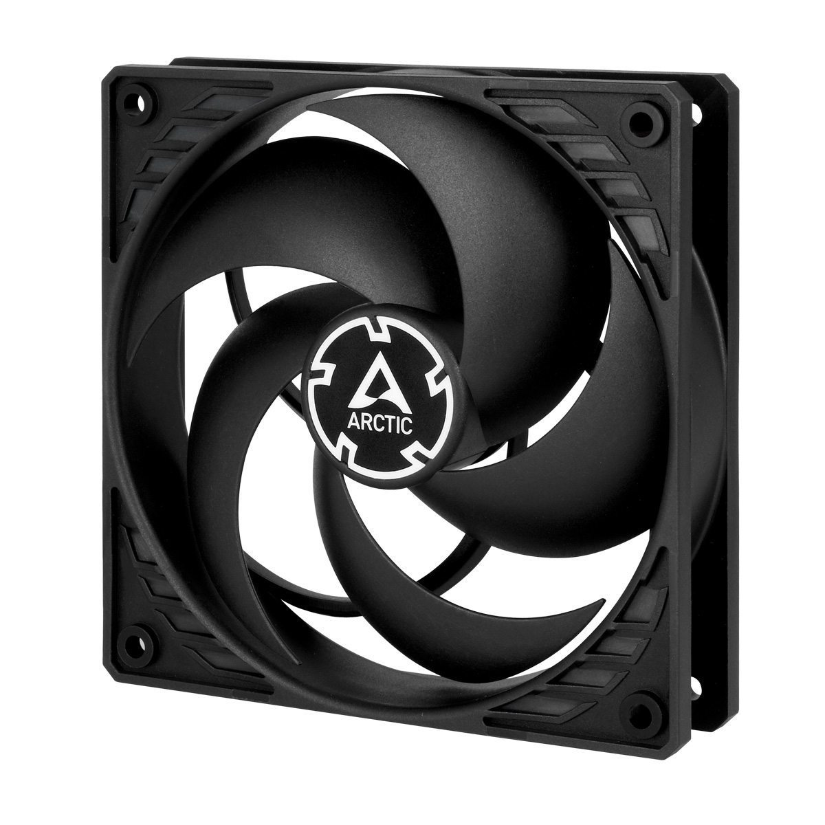 Arctic Fan 120mm P12 PWM - black/black 200-1800rpm - ACFAN00119A