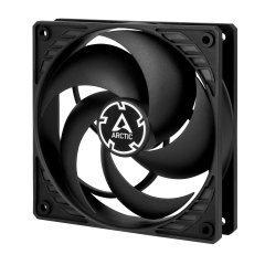 управляем вентилатор Fan 120mm P12 PWM - black/black 200-1800rpm - ACFAN00119A