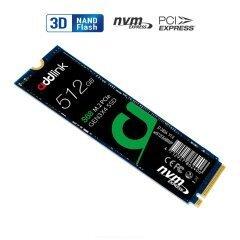 SSD S68 512GB - M.2 2280 PCI Express 3D Nand 1700/1500 MB/s - ad512GBS68M2P