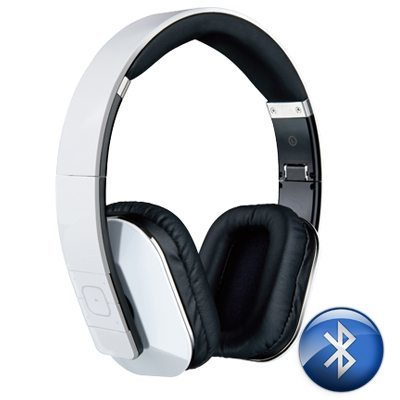 Headphones Bluetooth T1 white