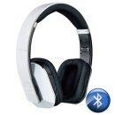 Безжични слушалки Headphones Bluetooth T1 white