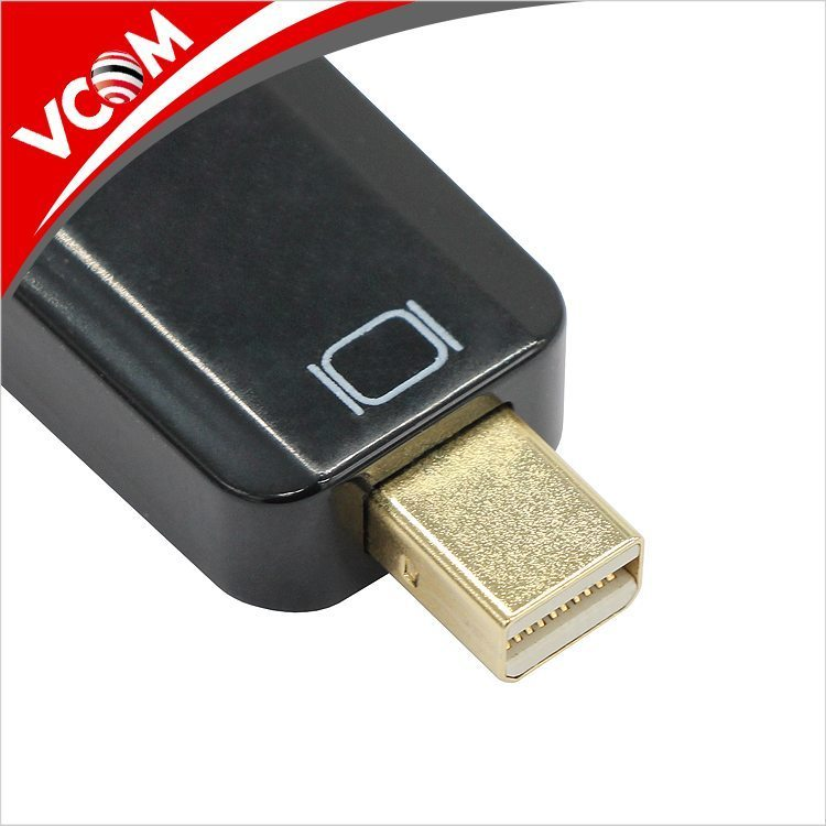 VCom Adapter Mini DP M / HDMI F Gold plated - CA334