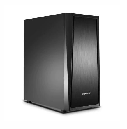 Кутия Case ATX SoundProof - WIDER-X2-BK