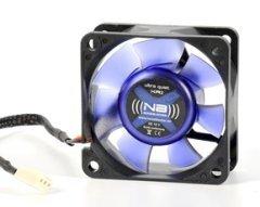 60x60x25mm NB-BlacksilentFan XR2 + Slics 2200rpm