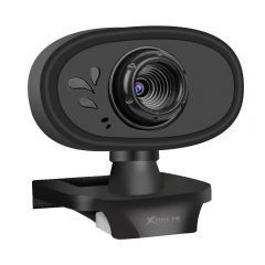 Web Camera USB - XPC01 - 480p, Audio