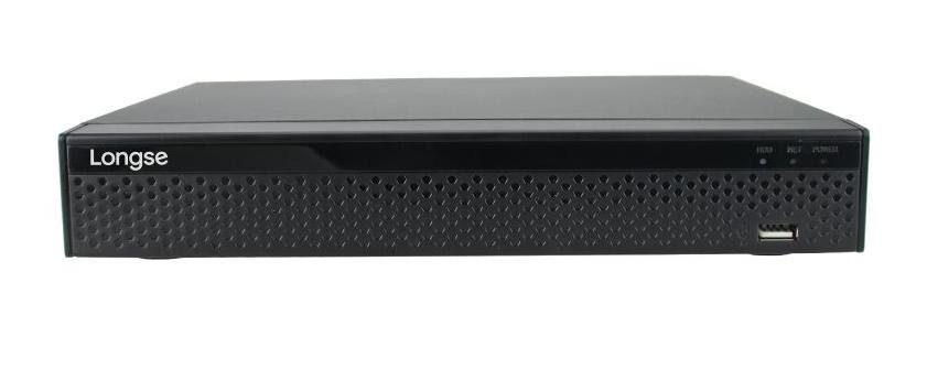 XVR 8CH 5-in-1 AHD/CVI/TVI/IP/Analog - XVR2008D