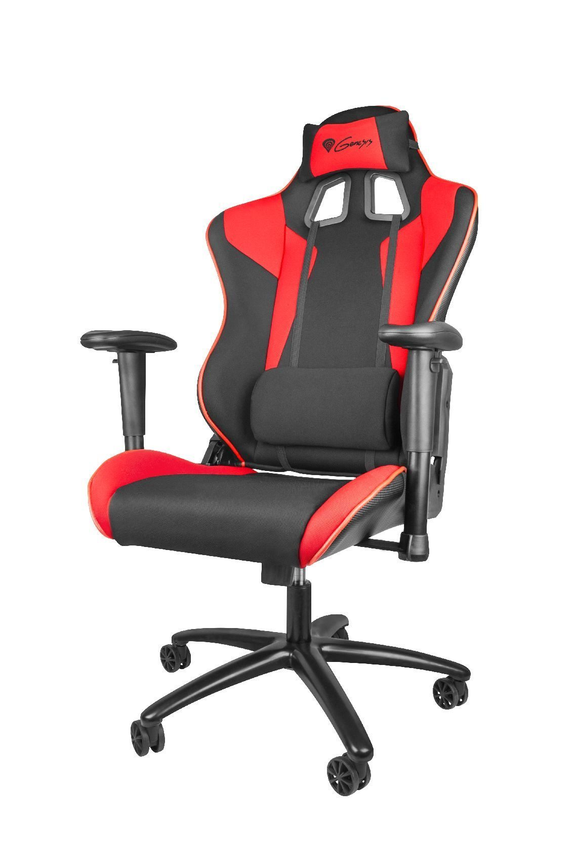 геймърски стол Gaming Chair NITRO 770 - Black/Red - NFG-0751