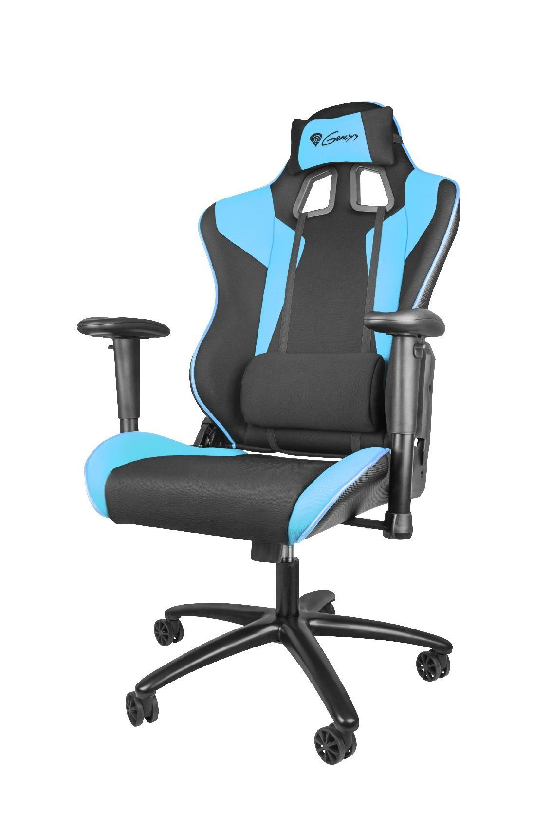 геймърски стол Gaming Chair NITRO 770 - Black/Blue - NFG-0780