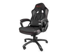 Геймърски стол NITRO 330 (SX33) Gaming Chair - Black - NFG-0887