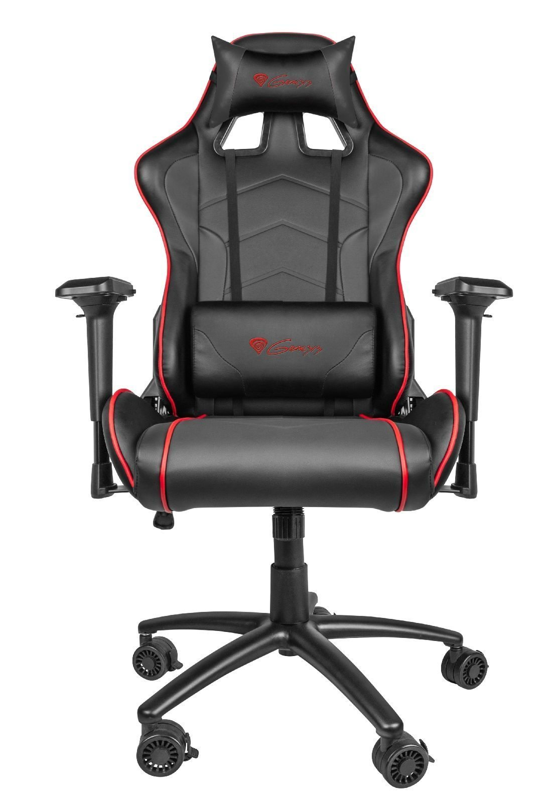 геймърски стол Gaming Chair NITRO 880 - Black - NFG-0911