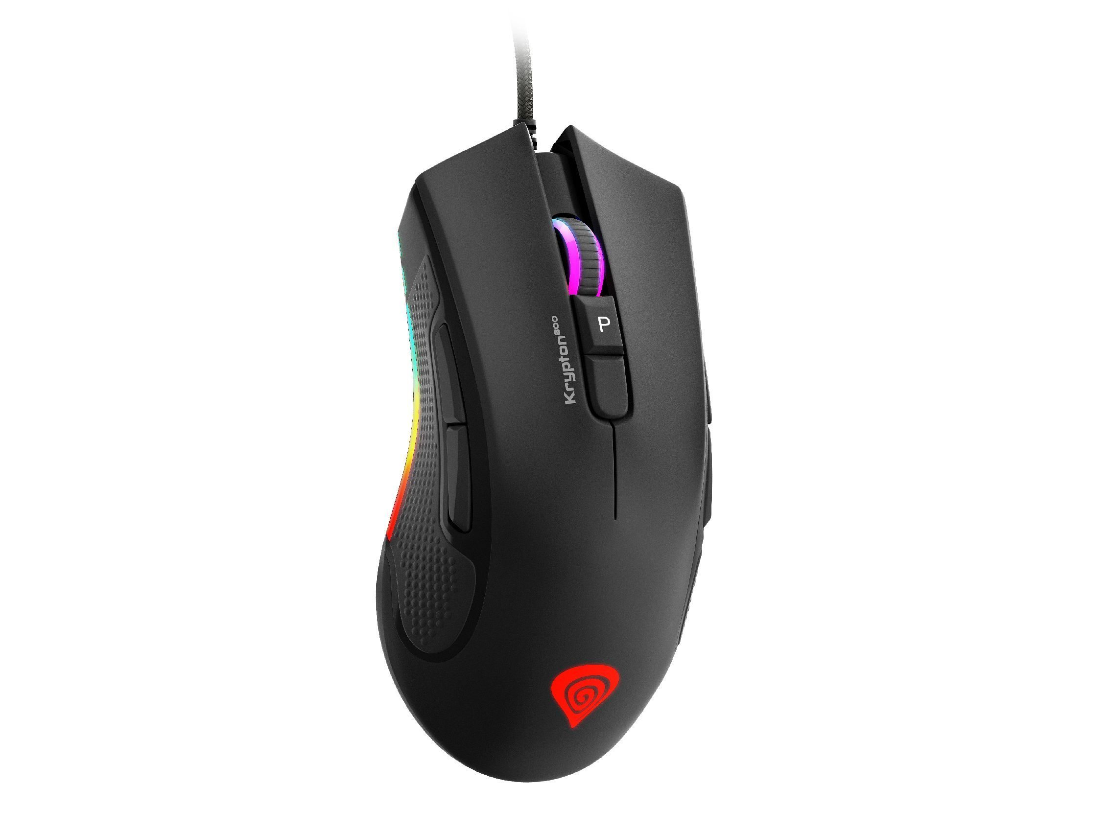 геймърска мишка Gaming Mouse KRYPTON 800 RGB - 10200dpi - NMG-0966