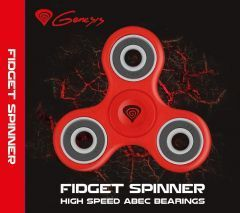 Fidget Spinner - RED - NIM-1045