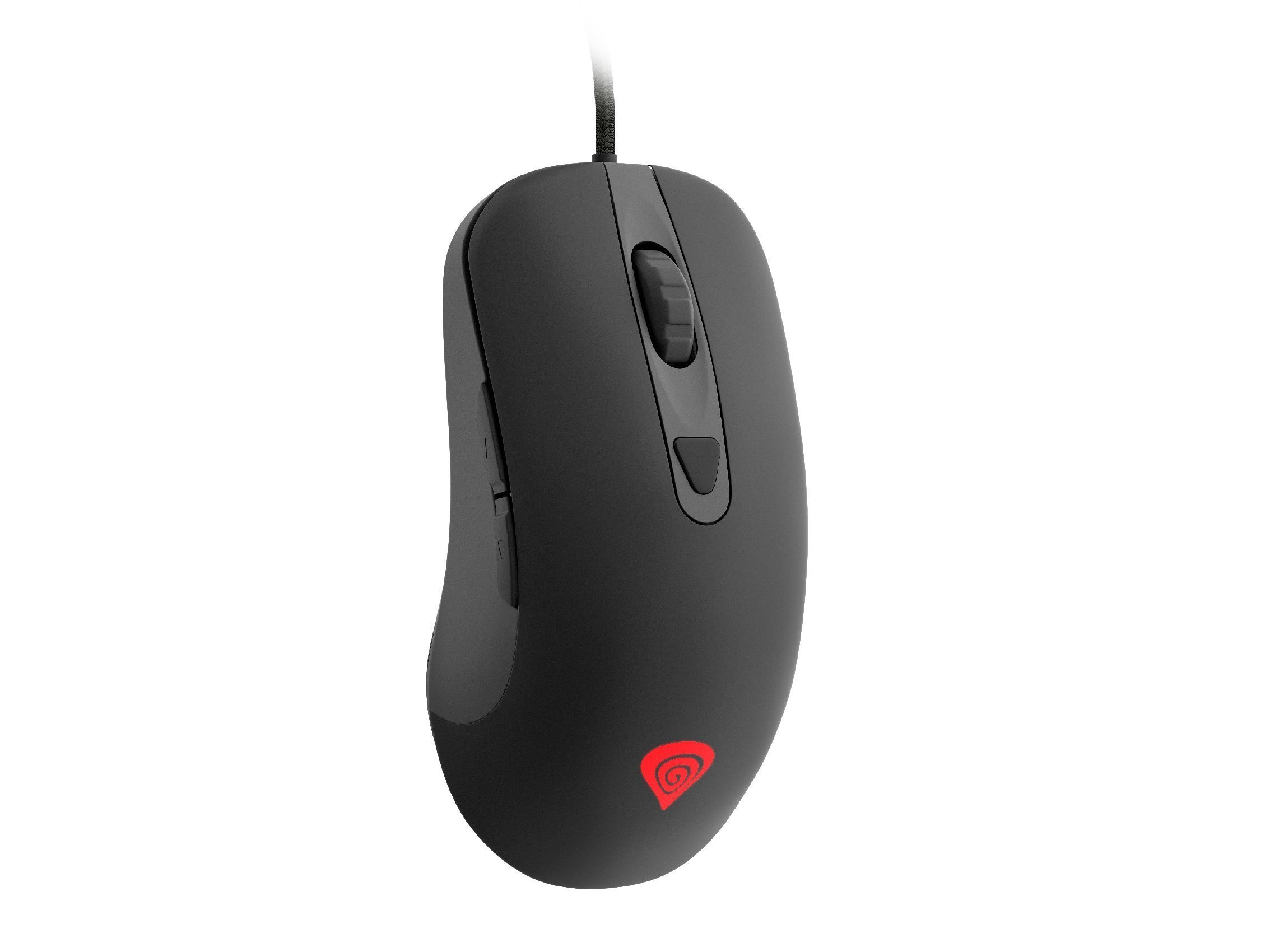геймърска мишка Gaming Mouse KRYPTON 190 RGB - 3200dpi - NMG-1057