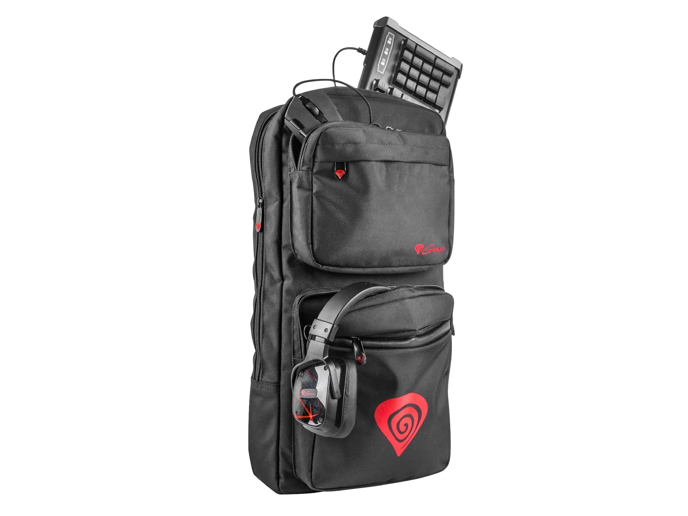 Genesis Backpack Gaming - PALLAD 300 - NBG-1070