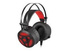 геймърски слушалки Gaming Headset with Red backlight NEON 360 - NSG-1107