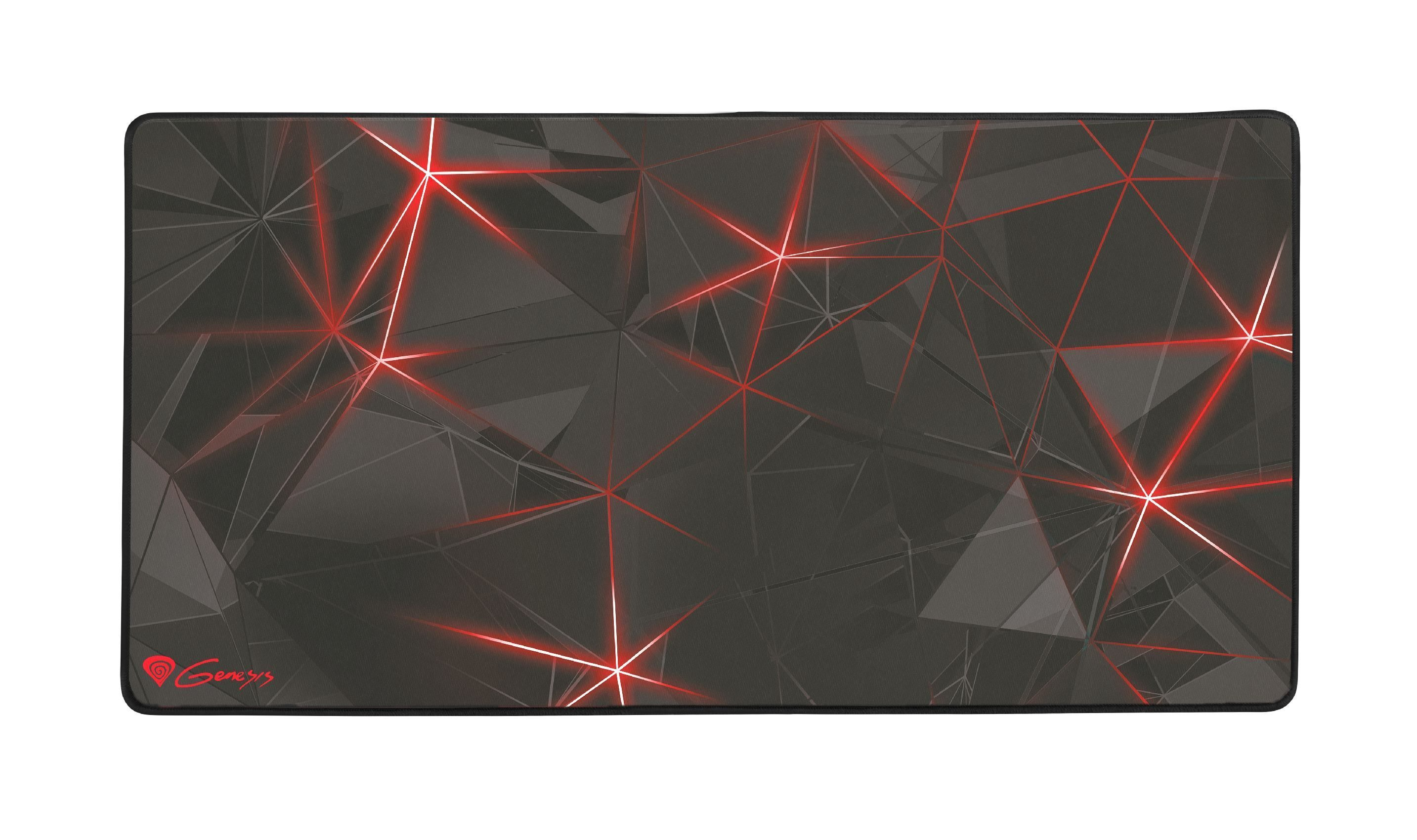Gaming Mouse Pad CARBON 500 MAXI FLASH - NPG-1282