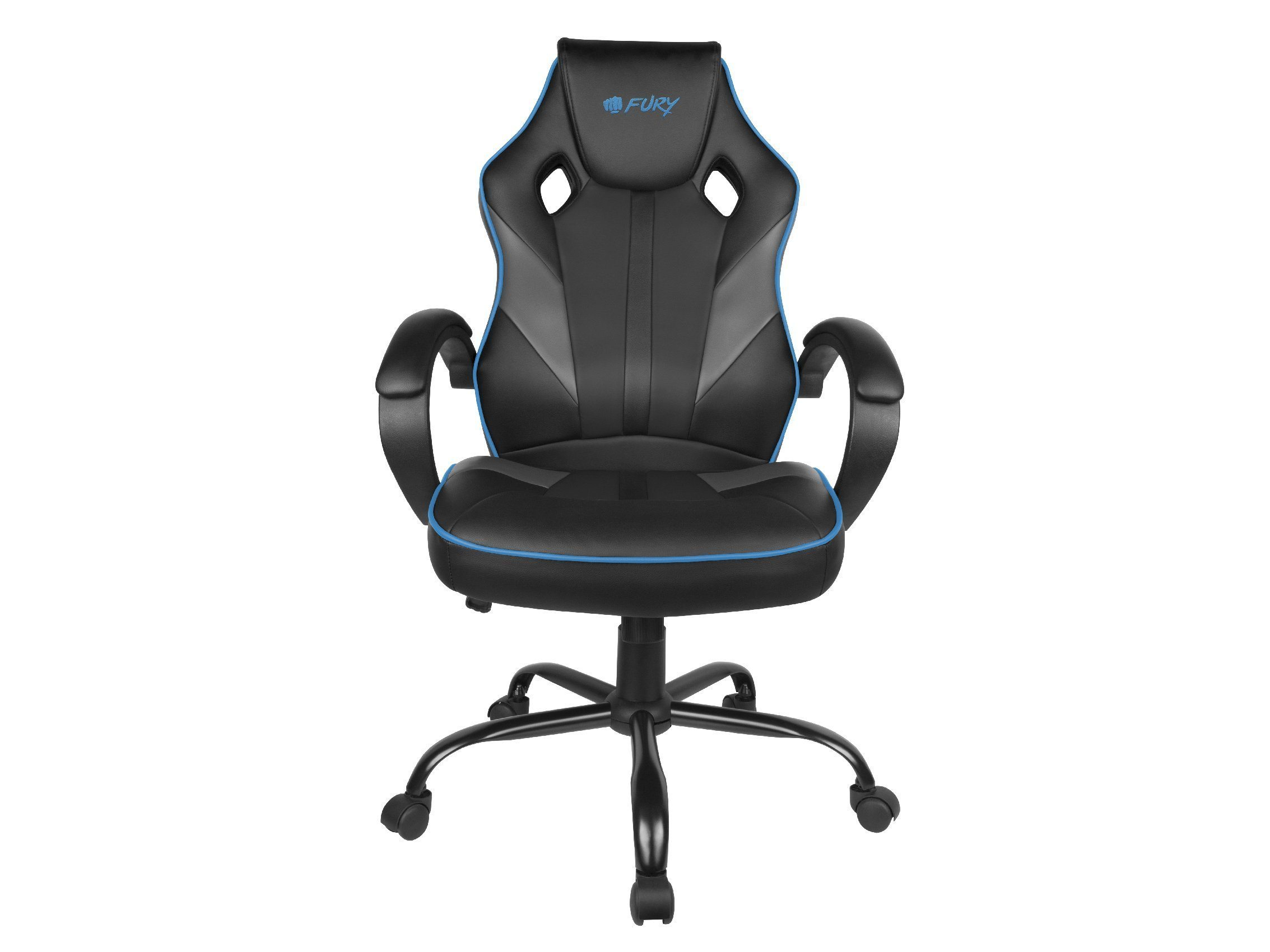 геймърски стол Gaming Chair AVENGER M BLACK-GREY NFF-1354