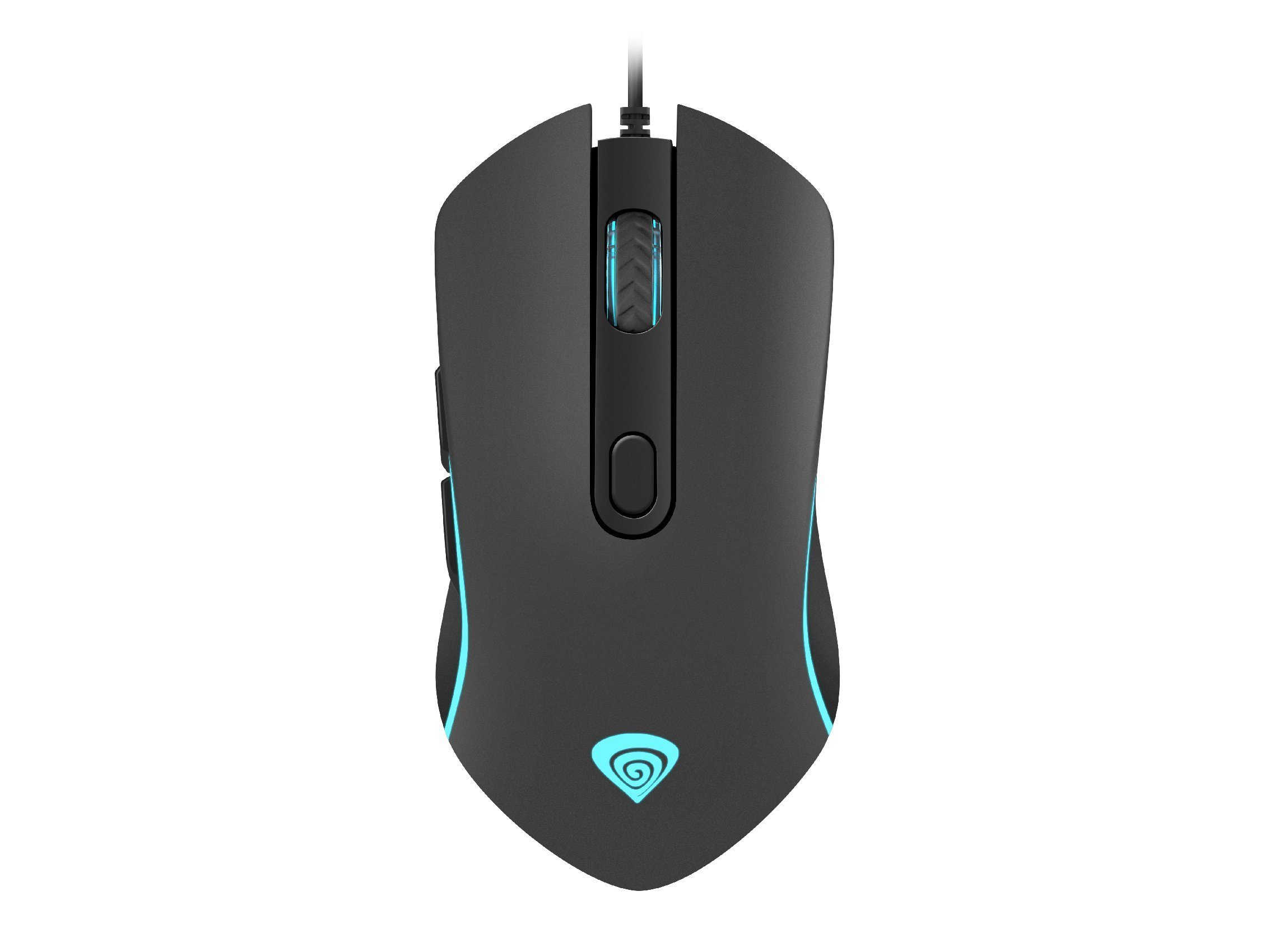 Genesis геймърска мишка Gaming Mouse KRYPTON 150 - 2400dpi, 7 colors backlight - NMG-1410