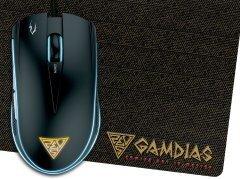 Gaming Mouse - ZEUS E1A + PAD NYX E1 - 4200dpi, backlight